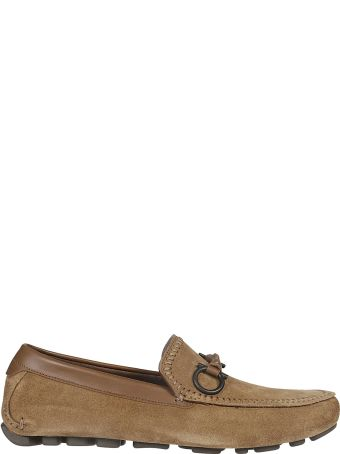 Salvatore Ferragamo Driving Moccasins Loafers