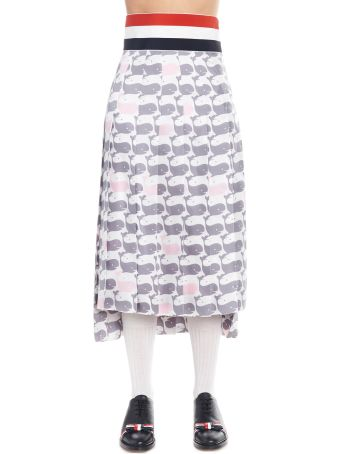 Thom Browne 'midi' Skirt