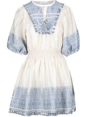 Zimmermann Jacquard Prairie Dress