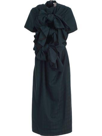 Comme des Garçons Bow Midi Dress