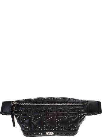Karl Lagerfeld K / KUILTED pouch