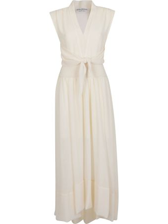Philosophy di Lorenzo Serafini Tie Waist Dress