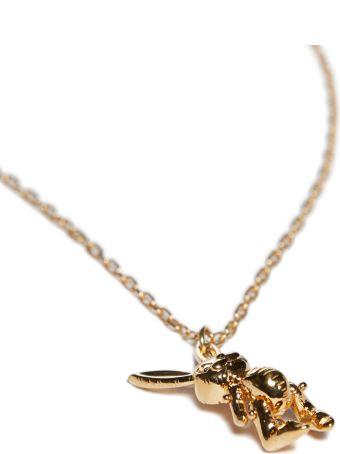 AMBUSH Bunny Pendant Necklace