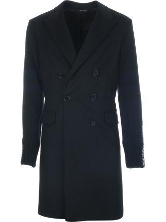 LC23 Da Danilo Paura Wool Sleeved Coat
