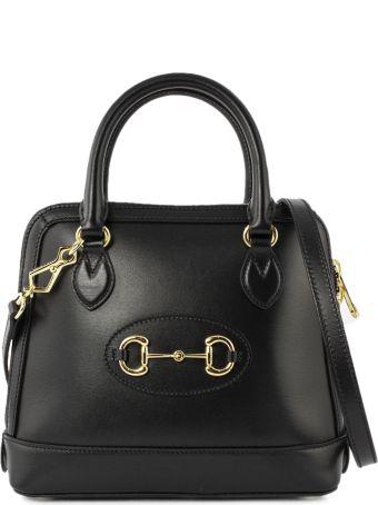 Gucci Gucci 1955 Horsebit Top Handle Bag