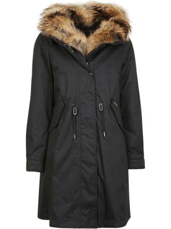 Woolrich Fur Collar Coat