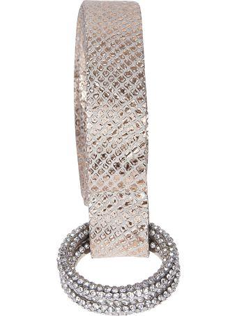 B-Low the Belt Ring Buckle Belt