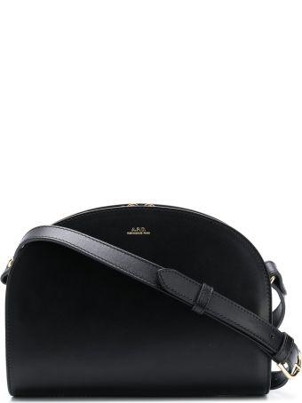 A.P.C. Half-moon Shape Shoulder Bag