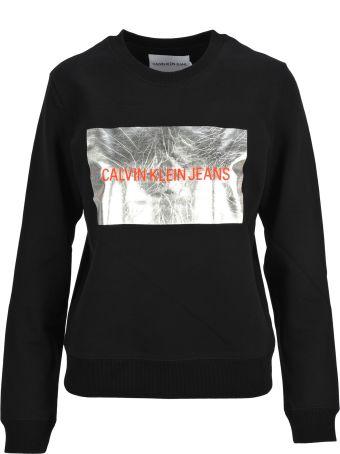 Calvin Klein Jeans Instit Metallic Box Logo