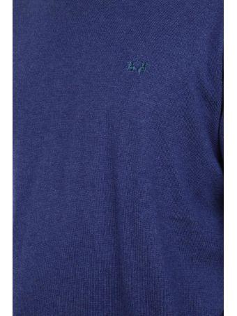 La Martina Cotton And Merinos Woll Sweater