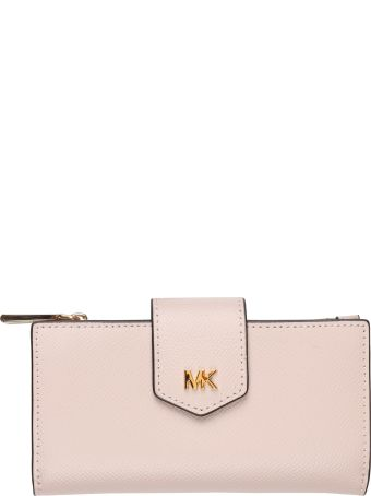 Michael Kors Money Pieces Leather Wallet
