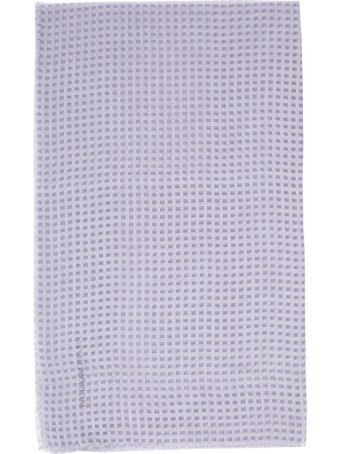 Emporio Armani Perforated Scarf
