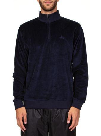Stussy Cotton Blend Sweatshirt