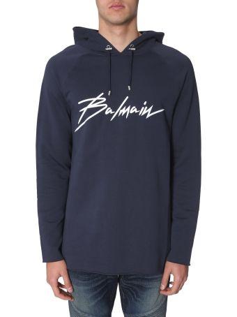 Balmain Hooded Sweatshirt