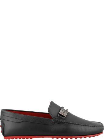 Tod's for Ferrari City Gommino Loafers