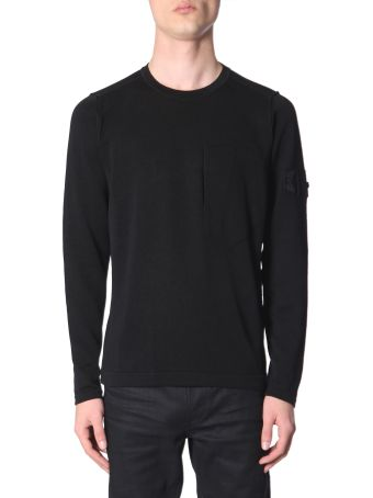 Stone Island Shadow Project Crew Neck Sweater