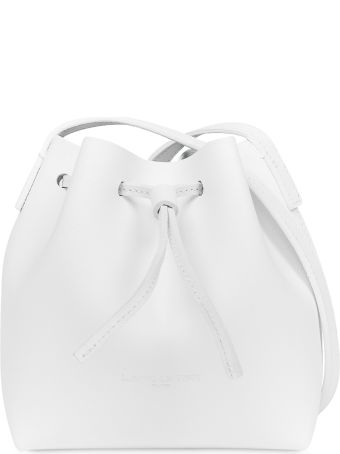 Lancaster Paris Pur & Element Saffiano Mini Bucket Bag