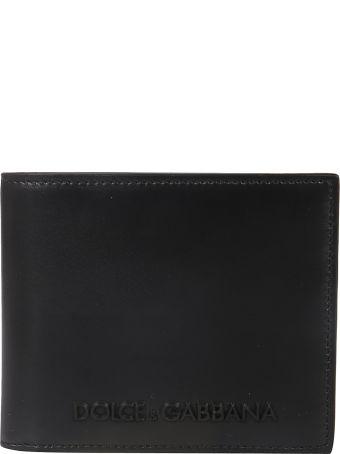 Dolce & Gabbana Classic Logo Bifold Wallet