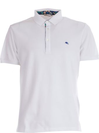 Etro Polo Regular C/stampa