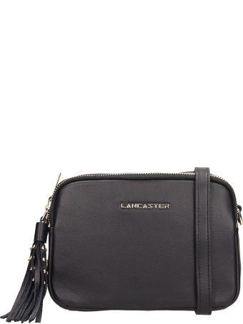 Lancaster Paris Black Leather Ana And Annae Bag