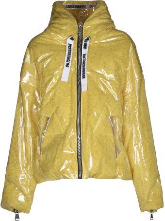 Khrisjoy Zipped Puffer Jacket