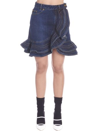 self-portrait Skirt