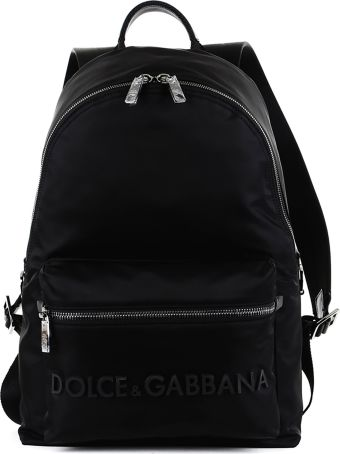 Dolce & Gabbana Backpack With Logo