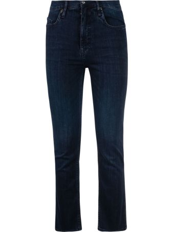 Victoria Beckham Cropped Skinny Jeans