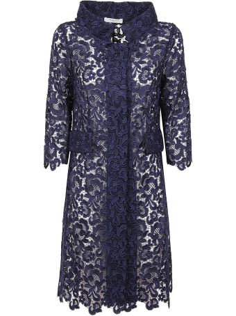 Charlott Lace Trench