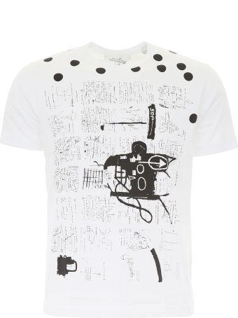 Comme des Garçons Shirt Basquiat T-shirt