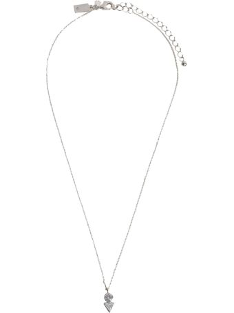 Kate Spade Triangle Pendant Necklace