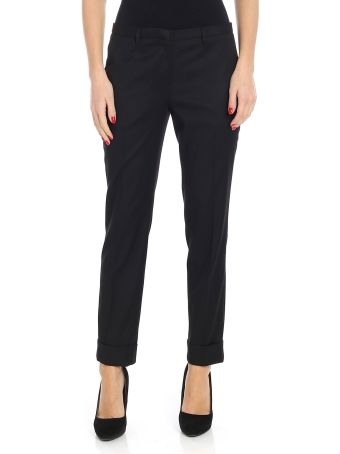 Lardini Cropped Trousers