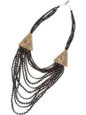 Night Market Long Tribal Necklace