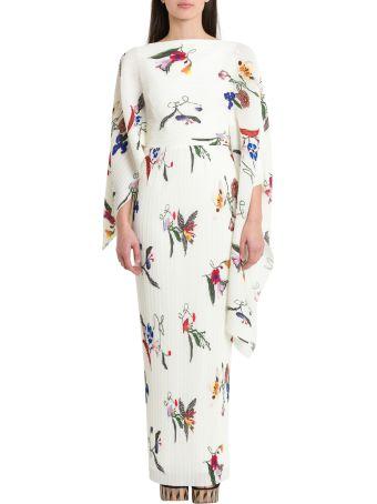 Solace London Adami Draped Maxi Dress