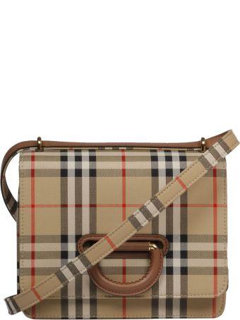 Burberry Vintage Checked Shoulder Bag