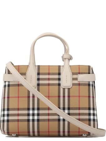 Burberry Small Banner