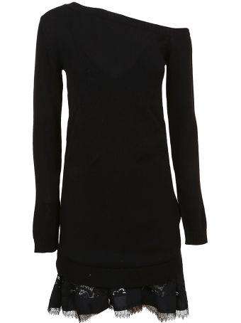 N.21 Half-shoulder Sweater