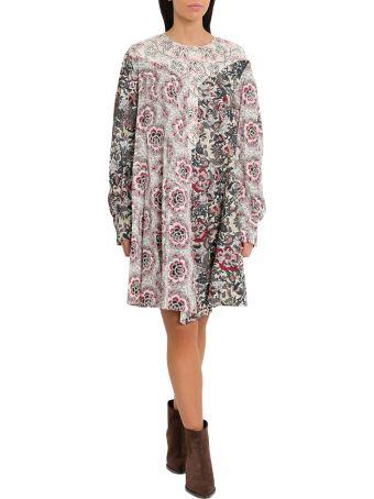 Isabel Marant Étoile A-line Lissande Midi Dress