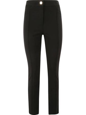 Elisabetta Franchi Celyn B. High Waisted Trousers