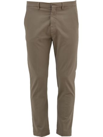 Pence Pence Trousers Beige