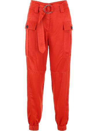 self-portrait Cargo Trousers