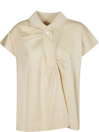 Lemaire Draped Detail Top