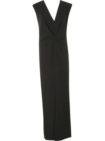 Theory Ruched Waist Jumpsuit