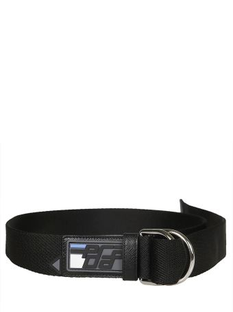 Prada D-ring Logo Belt