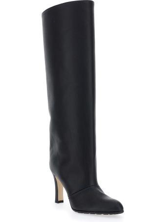 Manolo Blahnik Khomobi Boots