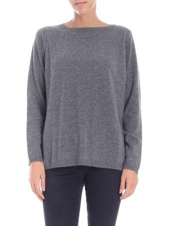 Kangra Asymmetric Hem Sweater