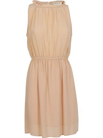 SEMICOUTURE Sleeveless Waist Fit Dress