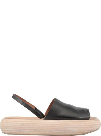 Marsell Leather Sandal