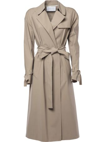 Harris Wharf London Belted Trench