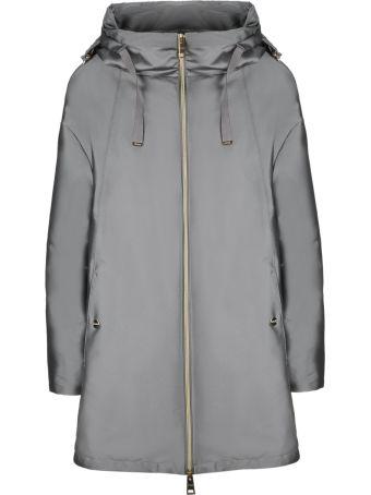 Herno Hooded Oversized Jacket